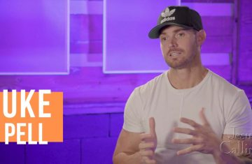 Luke Pell Story Of Faith Cover
