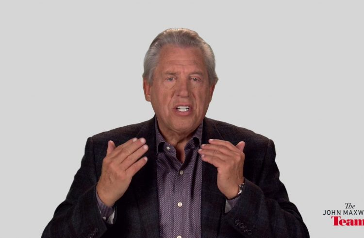 Personal Success A Minute With John Maxwell, Free Coaching Video