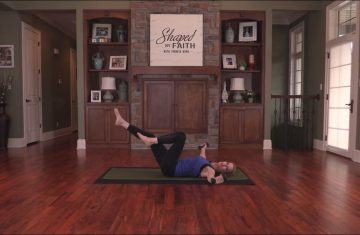 Shaped By Faith With Theresa Rowe – Episode #15 Pilates With Weights