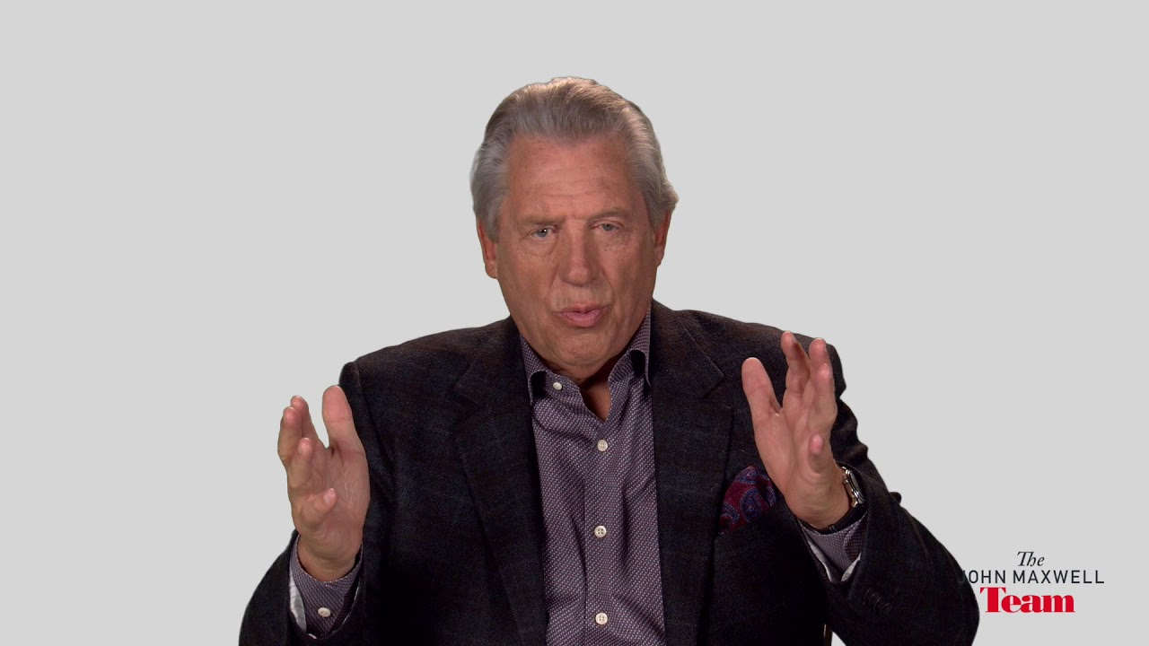 Simplicity A Minute With John Maxwell, Free Coaching Video