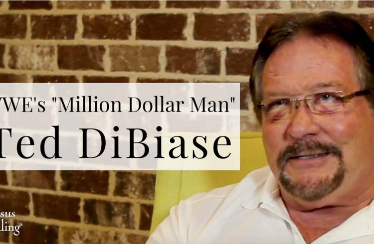 "Wwe's ""million Dollar Man"" Ted Dibiase God Can Transform Our Wrong Choices"