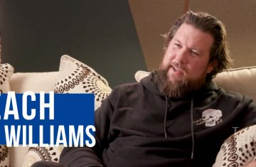 Zach Williams; God Can Rescue Any Story