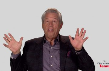 Finding Clarity A Minute With John Maxwell, Free Coaching Video