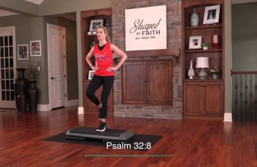 Shaped By Faith With Theresa Rowe – Episode #18 Beginner Step