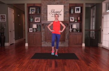 Shaped By Faith With Theresa Rowe – Episode #19 Knee Strengthening