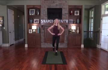 Shaped By Faith With Theresa Rowe Episode #20 Pilates For The Soul
