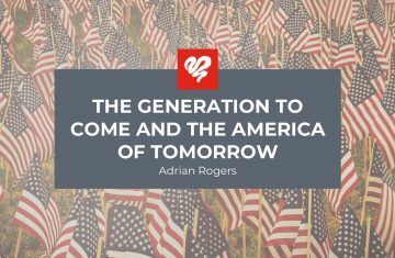 The Generation To Come And America Of Tomorrow