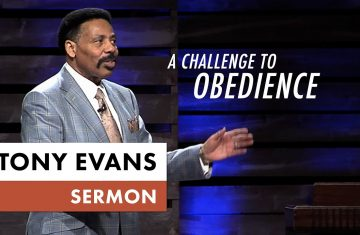 A Challenge To Obedience
