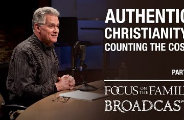 Authentic Christianity Counting The Cost (part 1) Ray Vander Laa