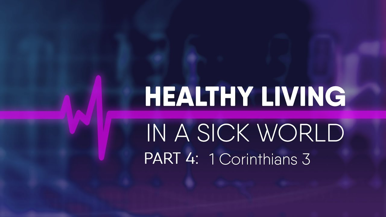 Healthy Living In A Sick World Part 4 Dr. Michael Youssef