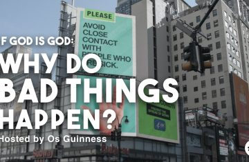 If God Is God, Why Do Bad Things Happen