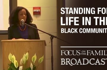 Standing For Life In The Black Community Christina Bennett