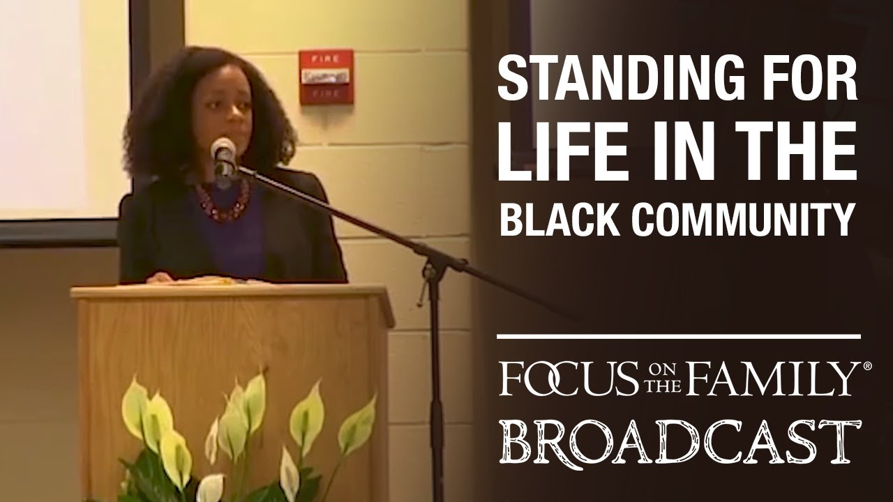 Standing For Life In The Black Community Christina Bennett