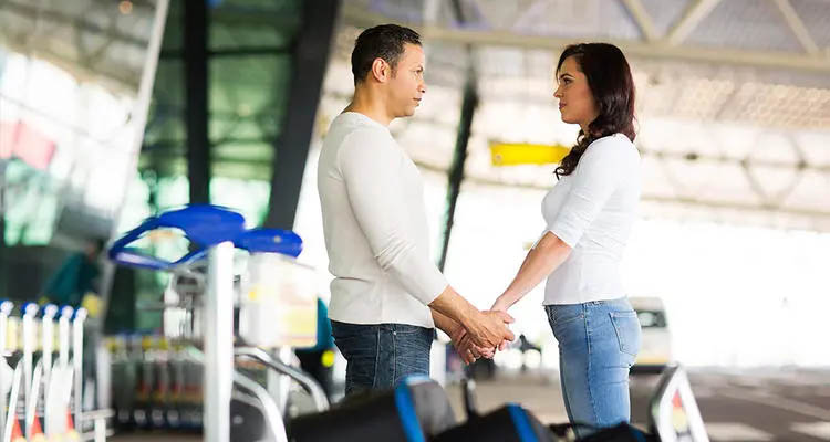 Dealing With Physical Distance In Marriage