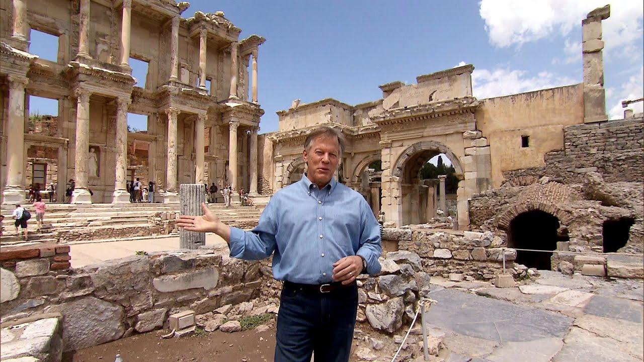 Ephesus The 7 Churches Of Revelation