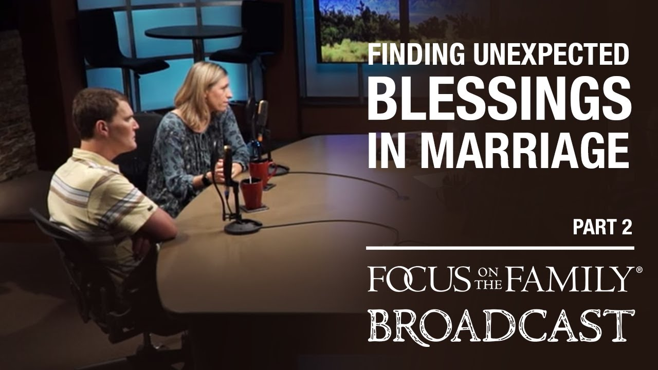 Finding Unexpected Blessings In Marriage Laura Story And Martin Elvington (part 2)