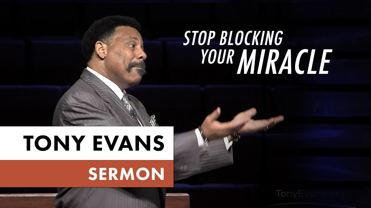 Stop Blocking Your Miracle
