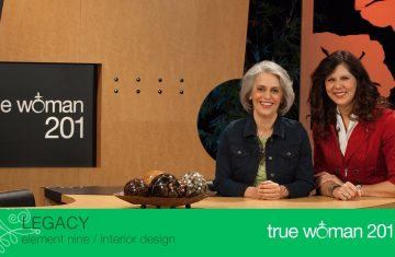 True Woman 201 Interior Design With Nancy Leigh Demoss And Mary A. Kassian—week 9 Legac