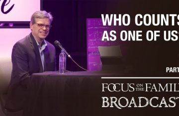 Who Counts As One Of Us (part 1) Scott Klusendorf