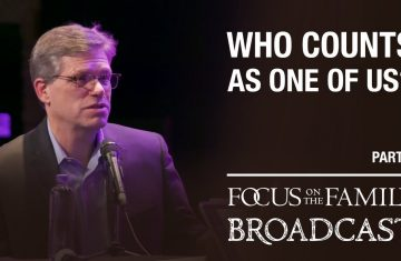 Who Counts As One Of Us (part 2) Scott Klusendorf