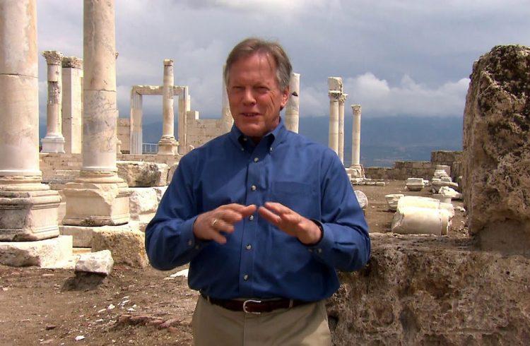 Laodicea The 7 Churches Of Revelation