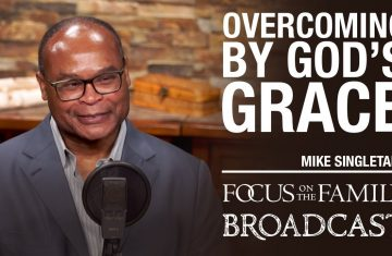 Overcoming By God's Grace Mike Singletary