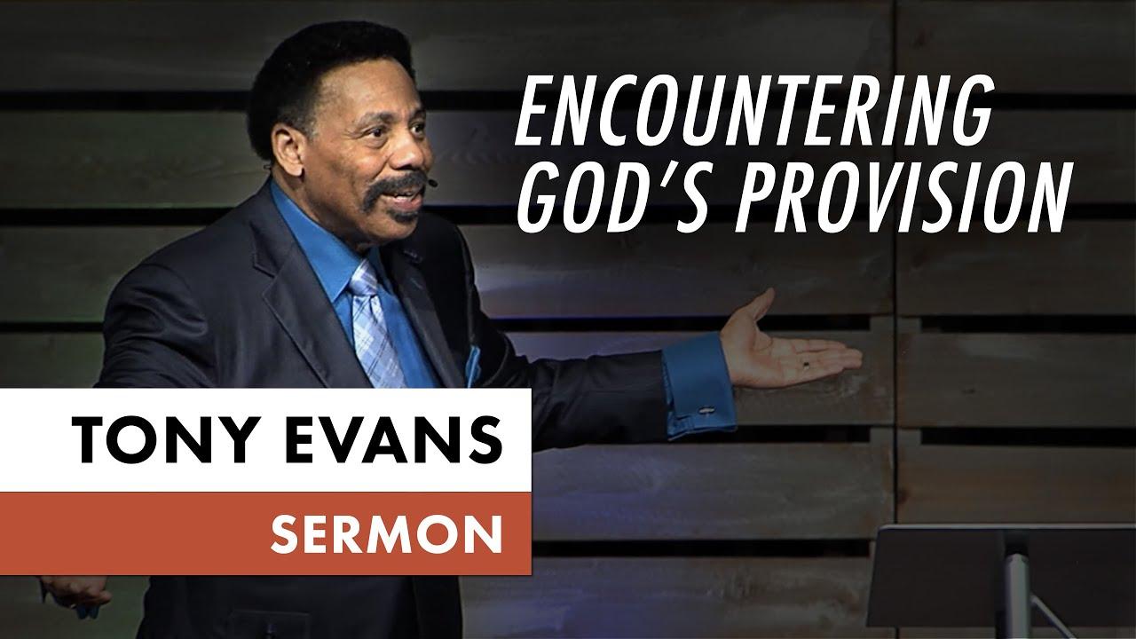 Encountering God's Provision
