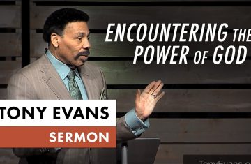 Encountering The Power Of God