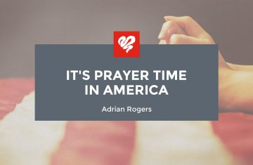 It's Prayer Time In America (#2469)