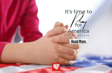 It's Time To Pray For America