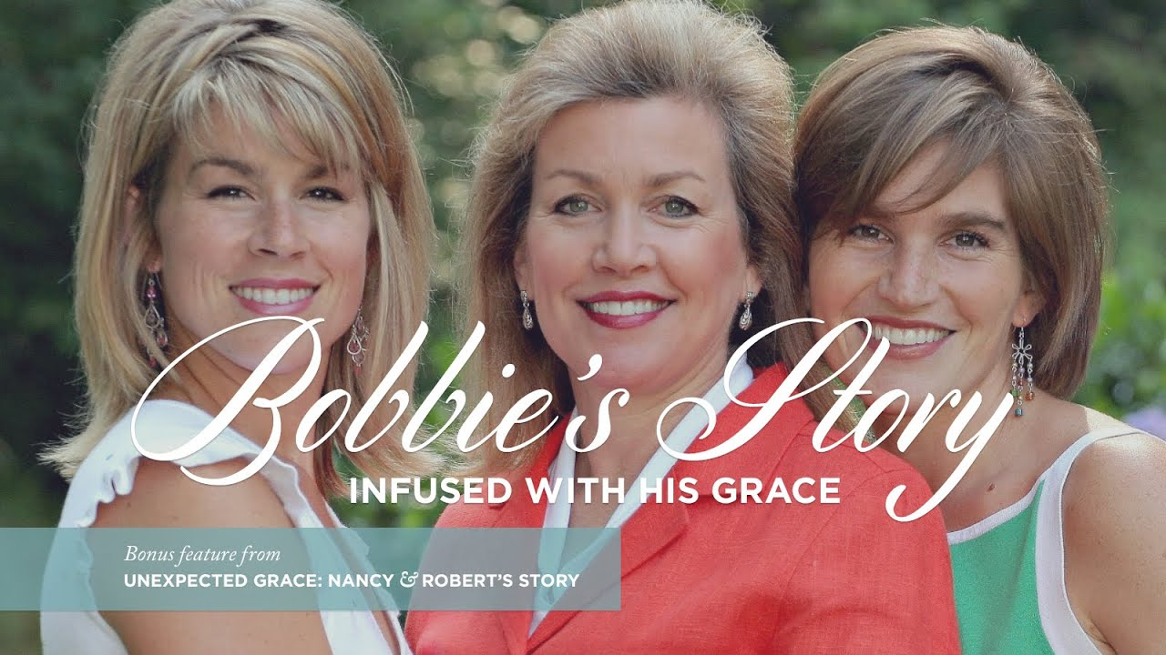 Unexpected Grace Bobbie's Story—infused With His Grace