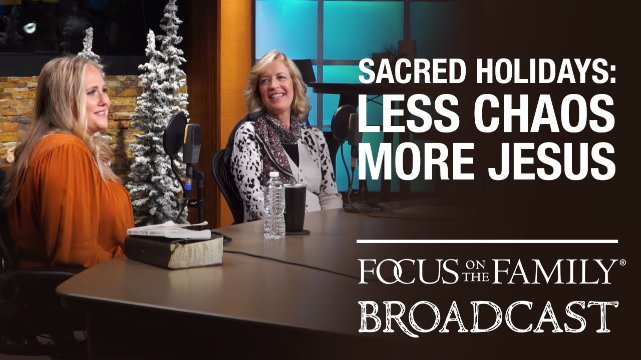 Embracing Grace, Fun, And Family This Holiday Season Becky Kiser & Jean Daly
