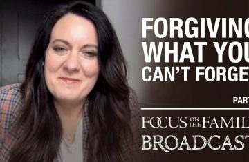 Embracing Messy, Beautiful Forgiveness (part 1) Lysa Terkeurst