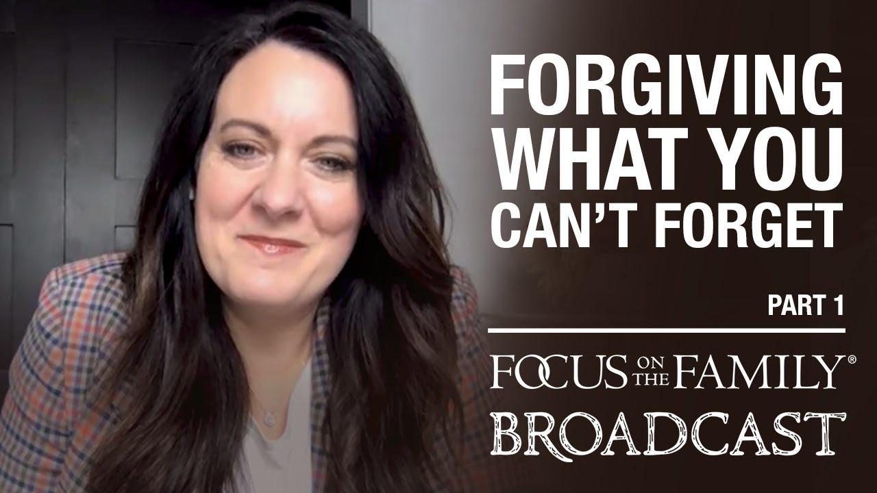 Embracing Messy, Beautiful Forgiveness (part 1) Lysa Terkeurst