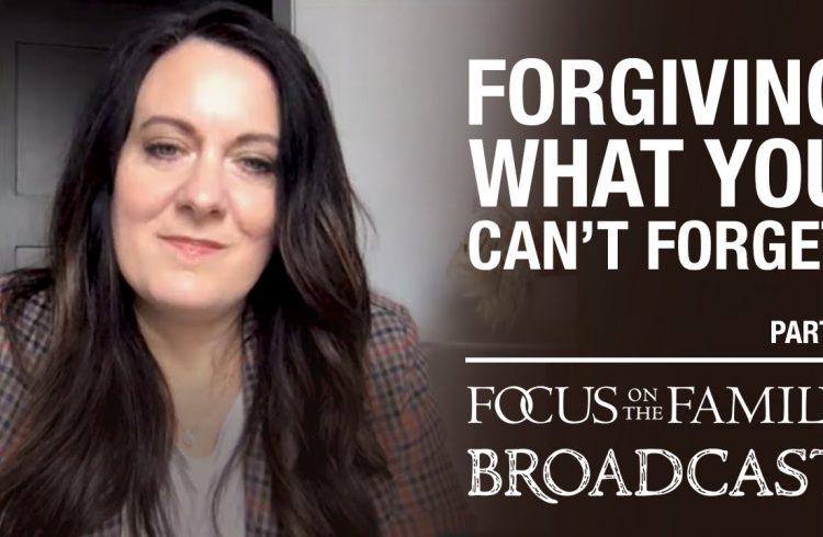 Embracing Messy, Beautiful Forgiveness (part 2) Lysa Terkeurst