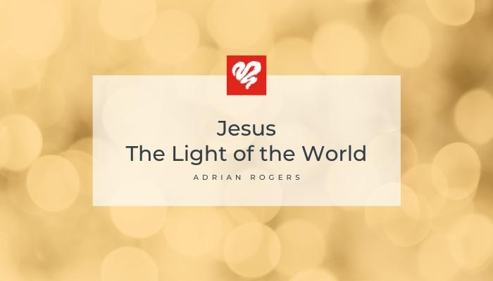 Jesus, The Light Of The World Blog