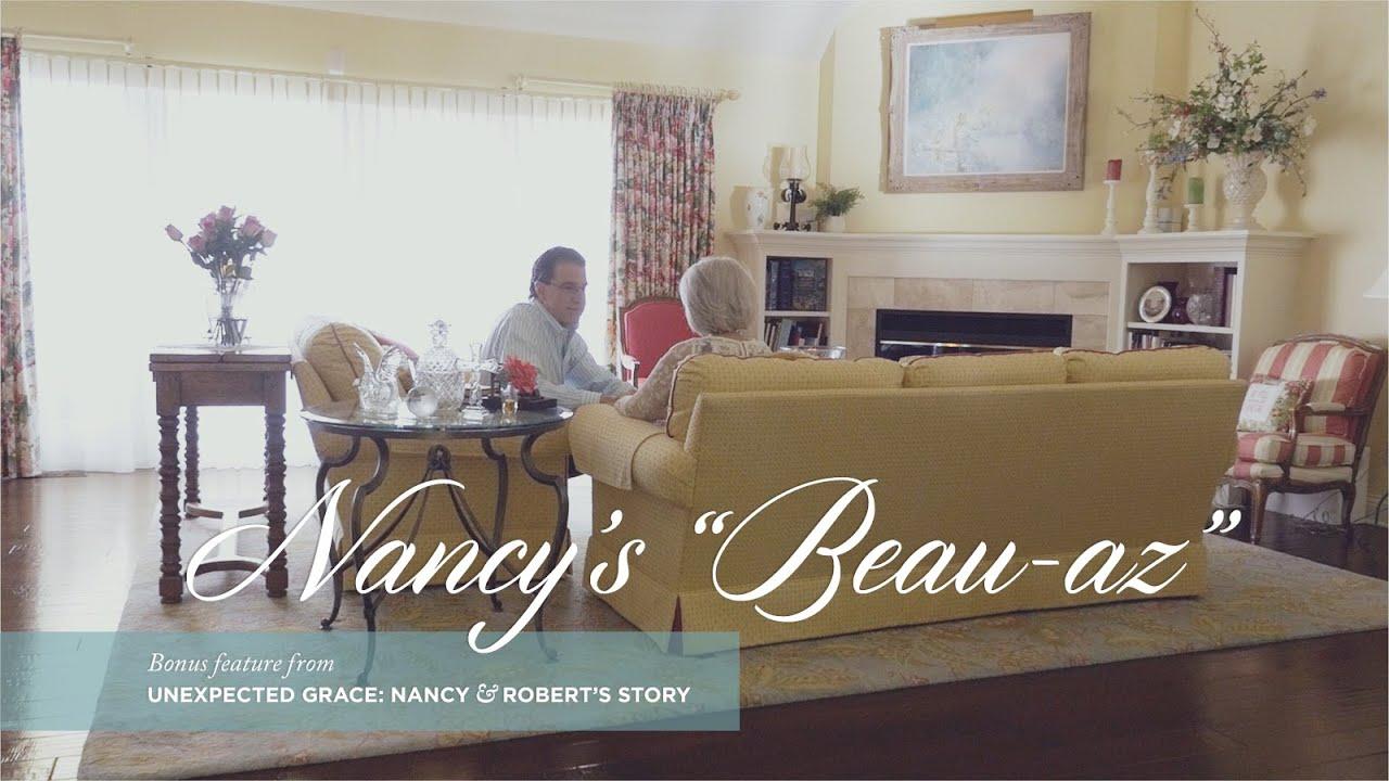 """Unexpected Grace Nancy's """"beau Az"""""""