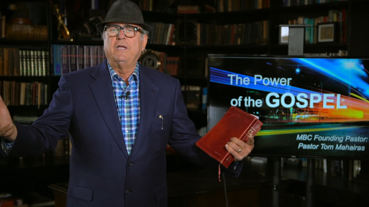 Ep 8 Power Of The Gospel