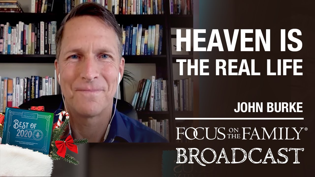 Holding On To The Hope Of Heaven John Burke