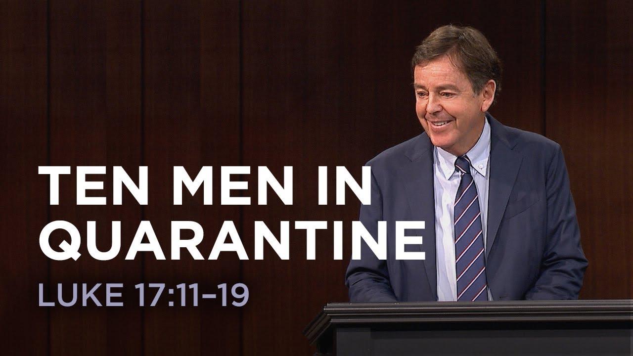 Ten Men In Quarantine