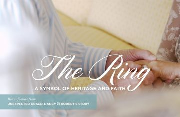 Unexpected Grace; The Story Of The Ring—a Symbol Of Heritage And Faith