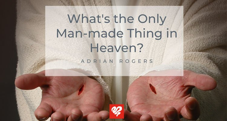 What's The Only Man Made Thing In Heaven