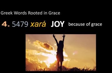 Ep 15 Five Greek Words Joy (4 Of 5)