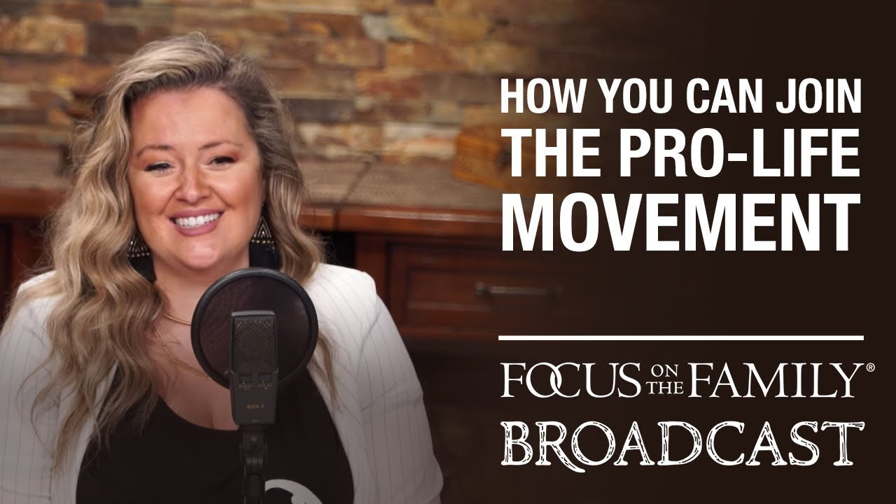How You Can Join The Pro Life Movement Amy Ford