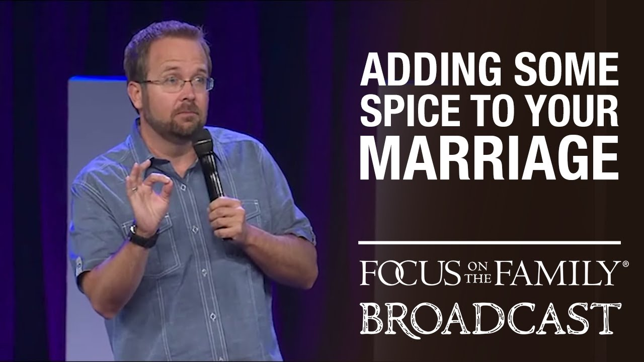 adding some spice to your marriage ted cunningham