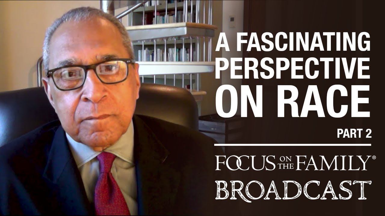 fascinating perspective on racial issues (part 2) dr. shelby steele