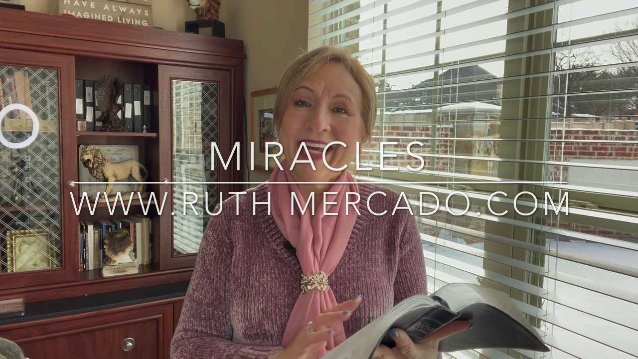miracles ruth mercado