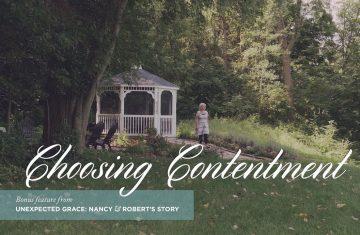 Unexpected Grace Choosing Contentment