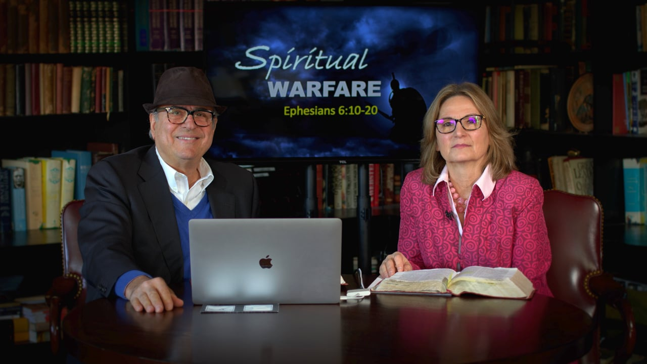 ep 21 spiritual warfare destruction of fortresses