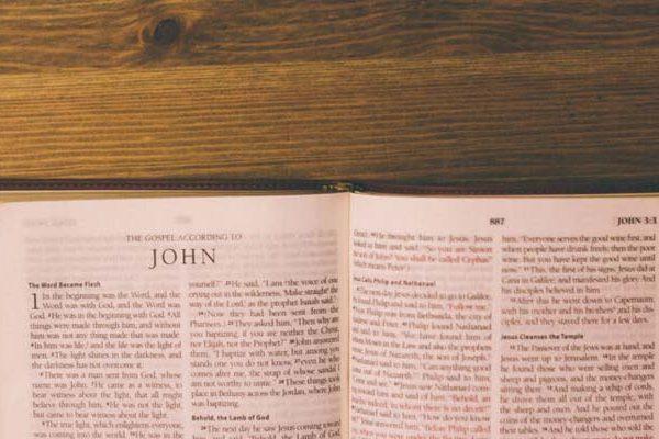explore the gospel of john